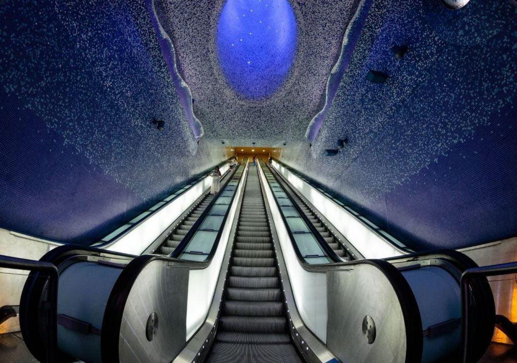 Metro Naples