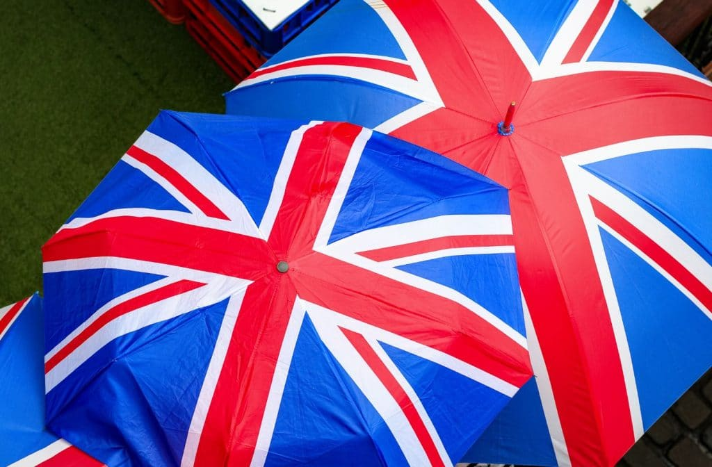 Parapluie Anglais