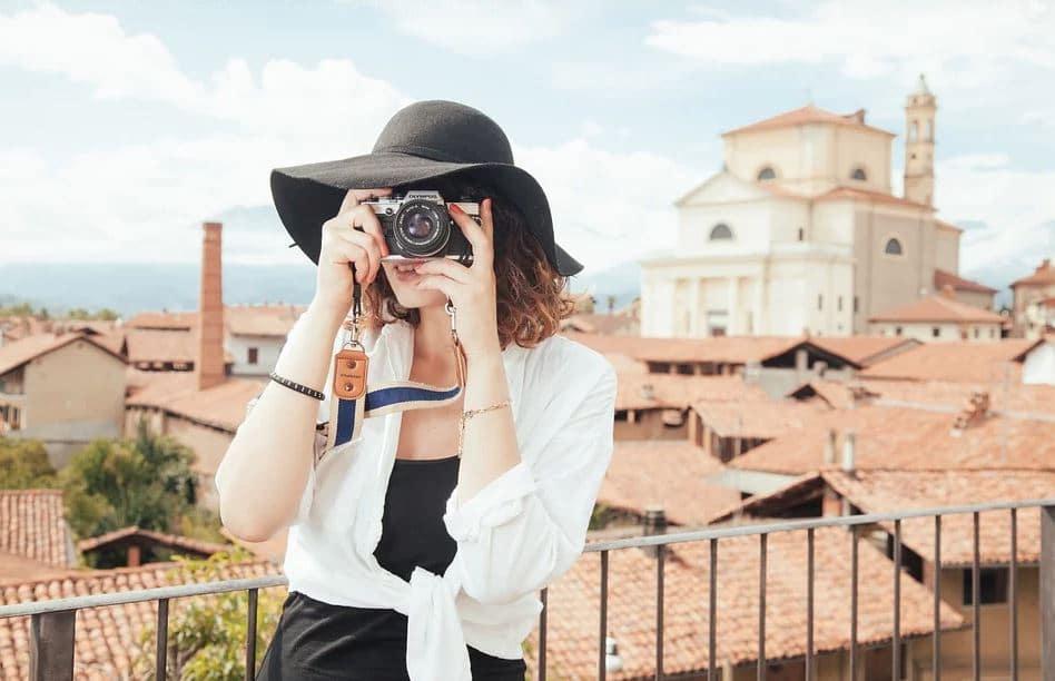 Photo Touriste