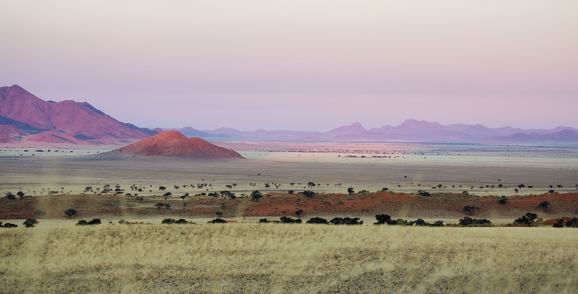 Réserve du Namibrand en Namibie