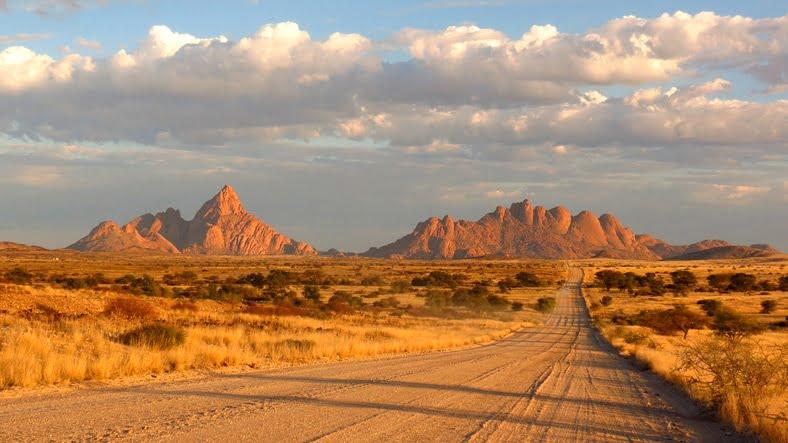 Spitzkoppe, en Namibie
