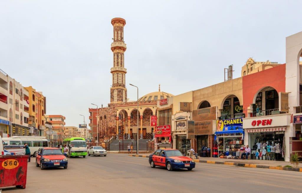 Transports Egypte