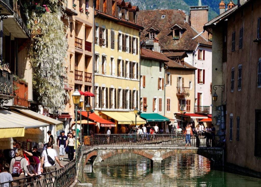 Vieille Ville Annecy
