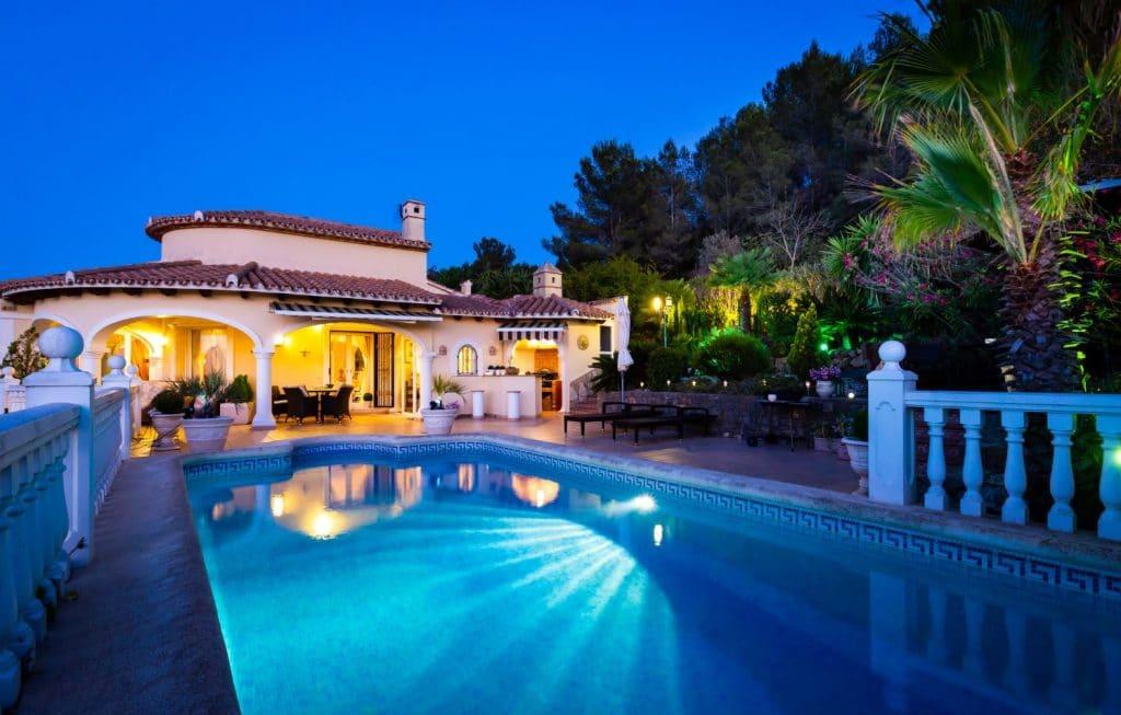 Villa Espagne