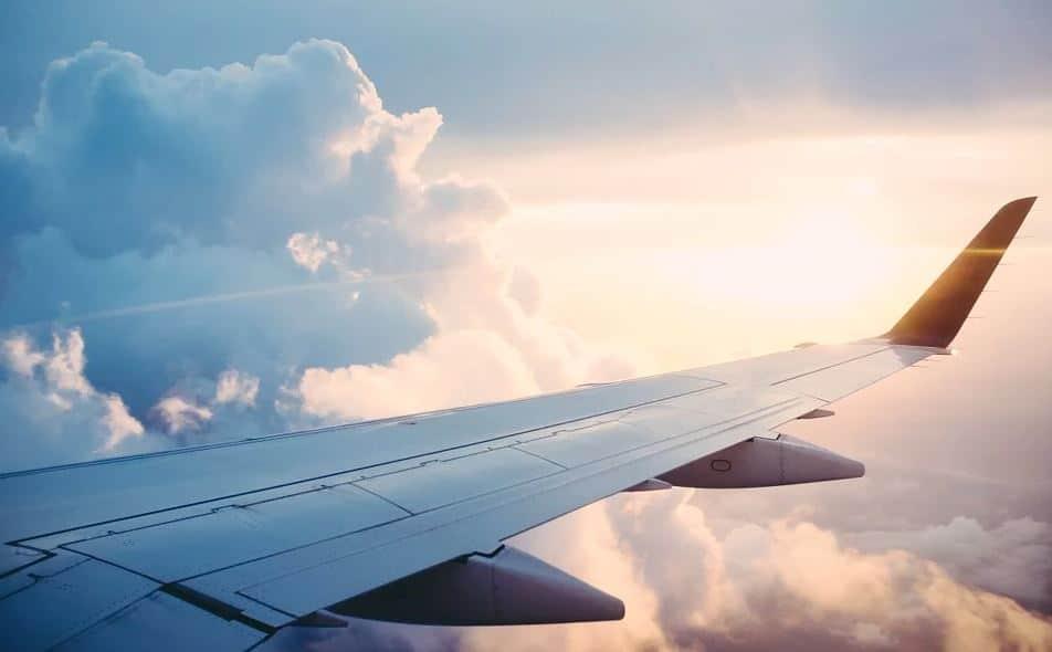 Voyage Avion Ciel