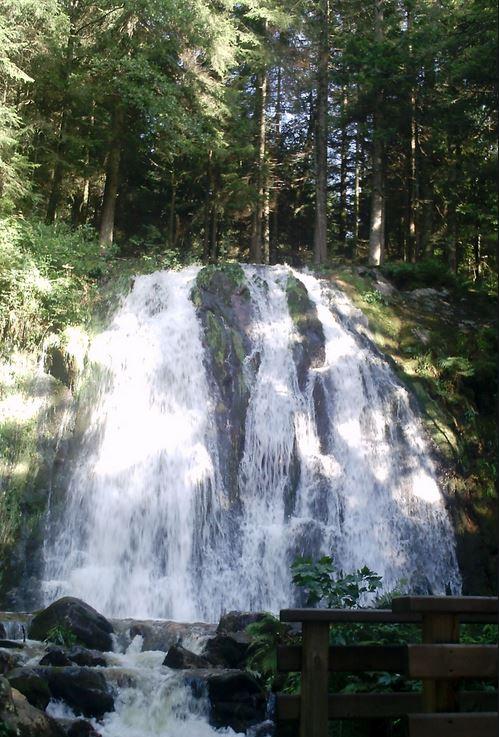 Cascade De La Pissoire