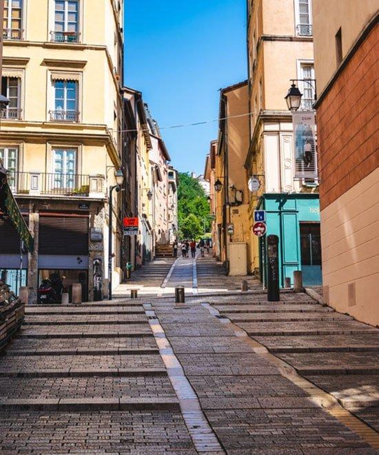 Croix Rousse Lyon