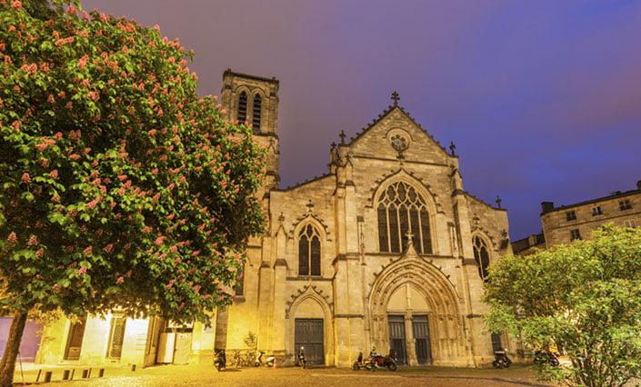Eglise Saint Pierre Bordeaux