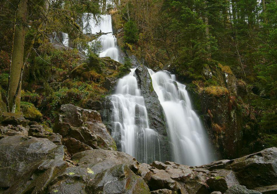 Grande Cascade Tendon