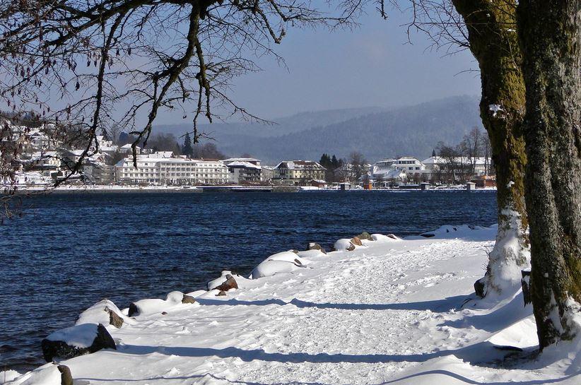 Lacs Glaciaires Gerardmer