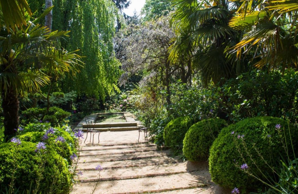 Jardin D'agapante
