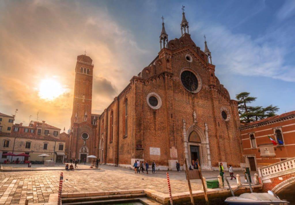 San Maria Gloriosa Dei Frai