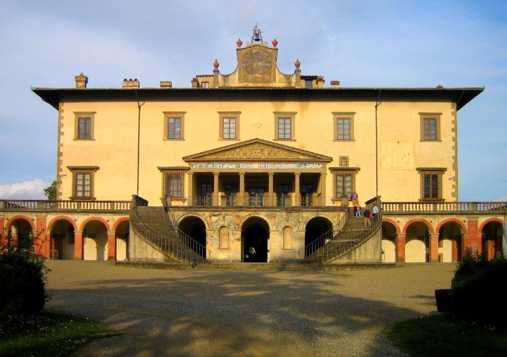 Villas Medicis