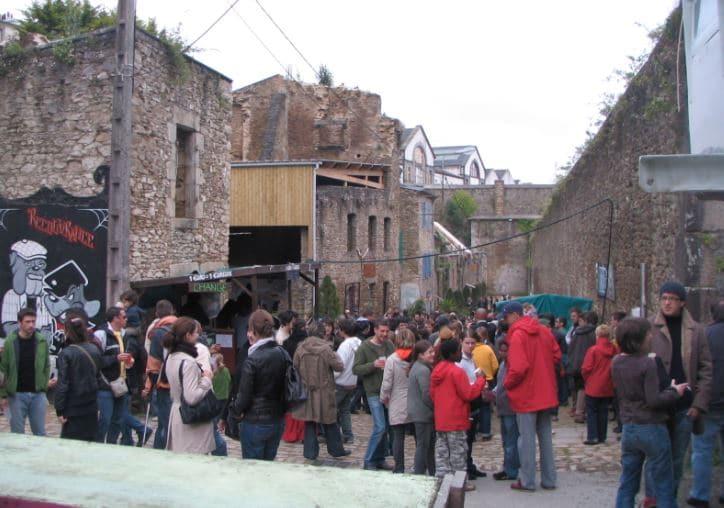 Rue St Malo