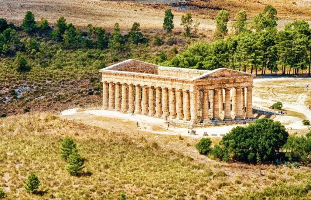 Temple Segeste