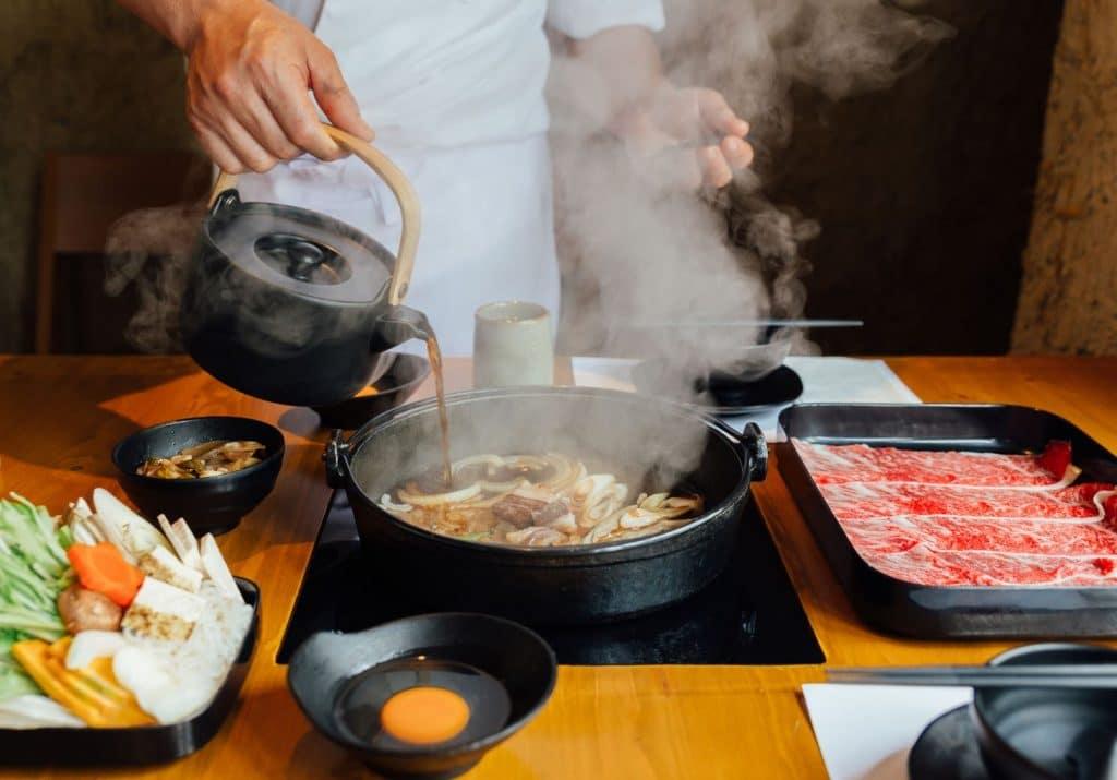 Japon Nourriture