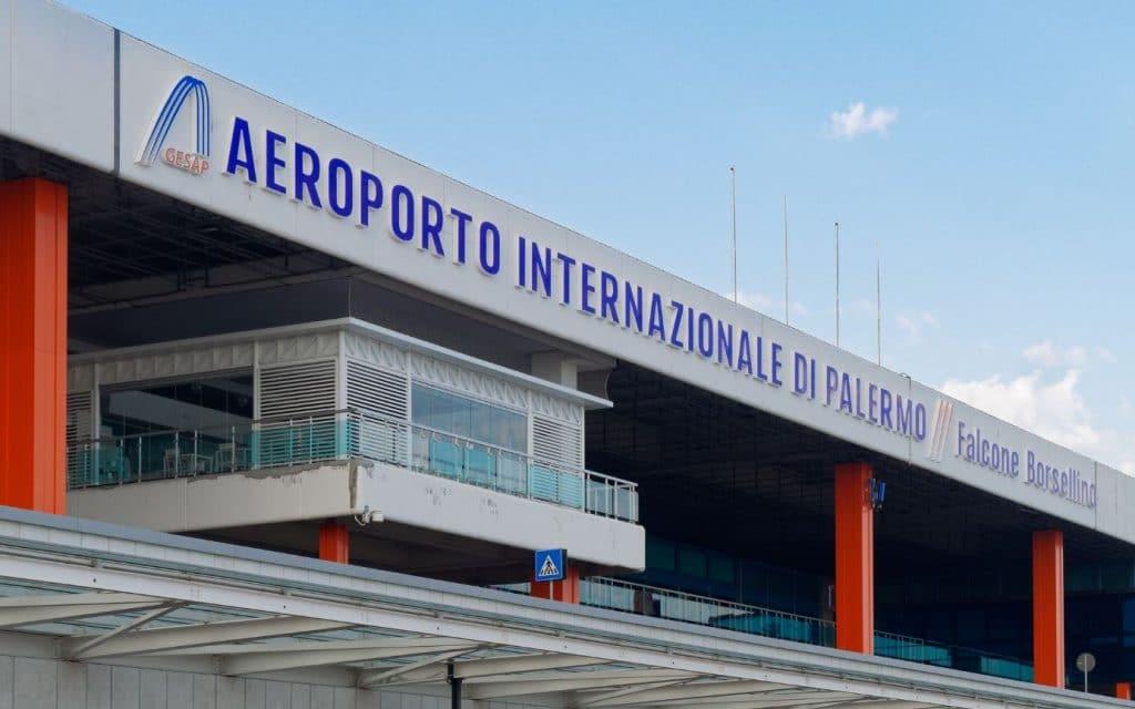Aeroport Palerme