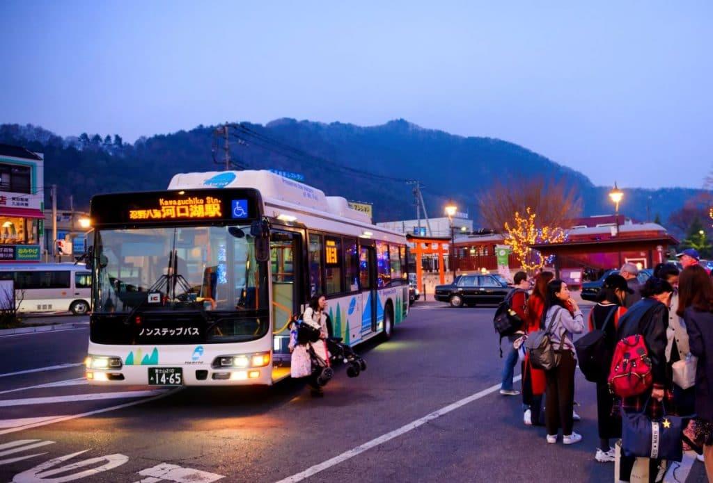 Bus Japon