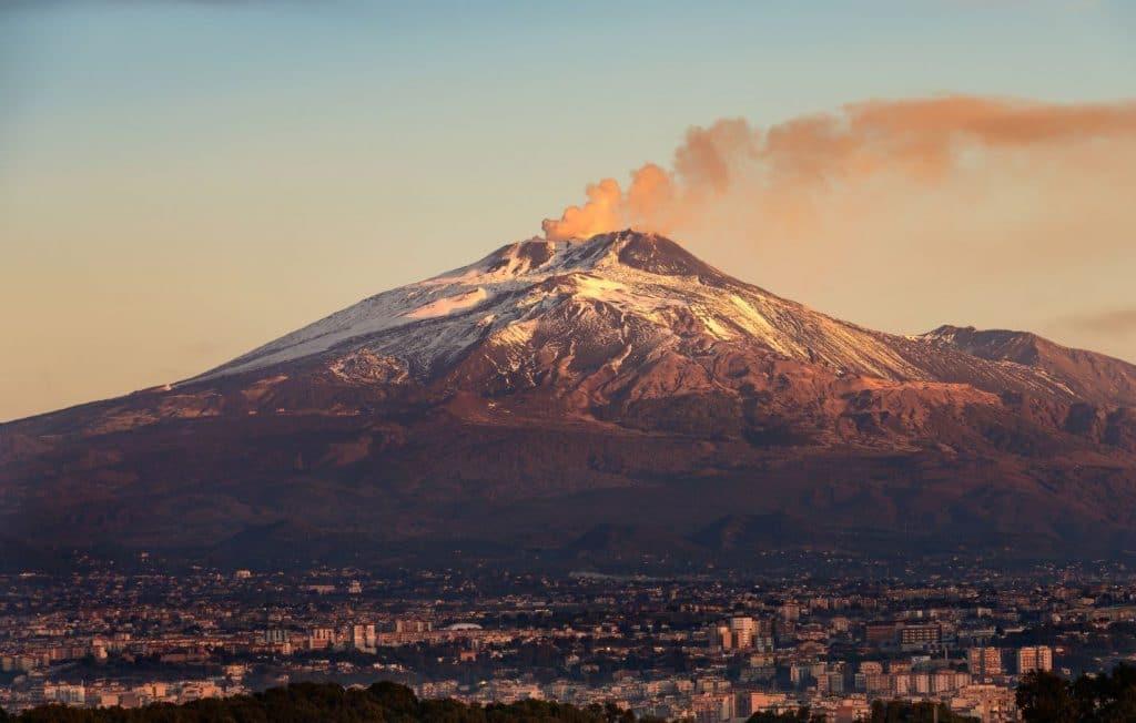 Etna © Istock