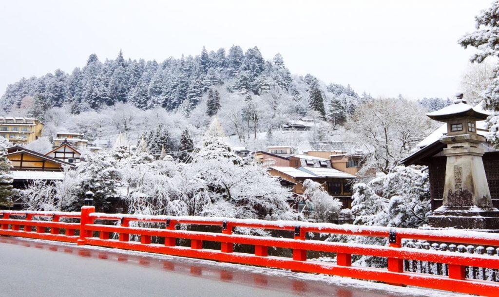 Hiver Japon
