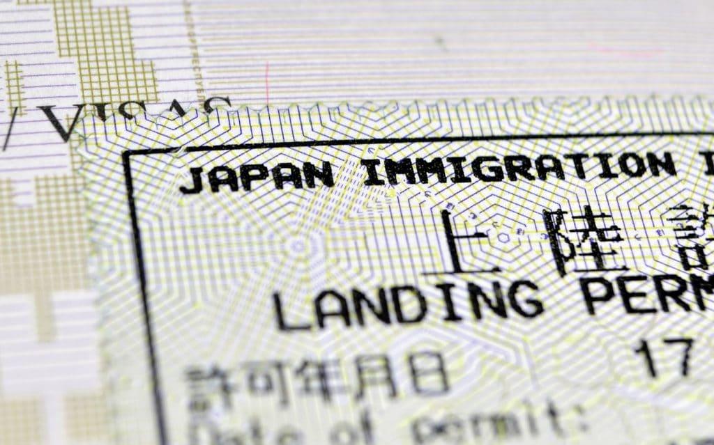 Japon Voyage Visa