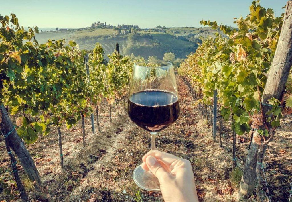 Route Des Vins Toscane