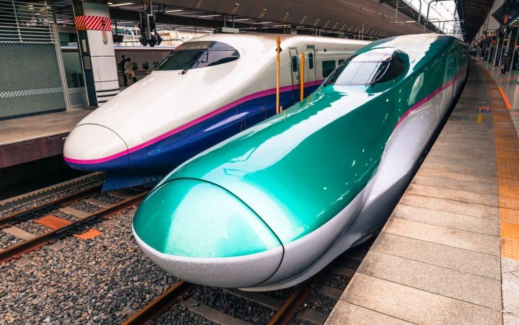 Shinkansen © Istock