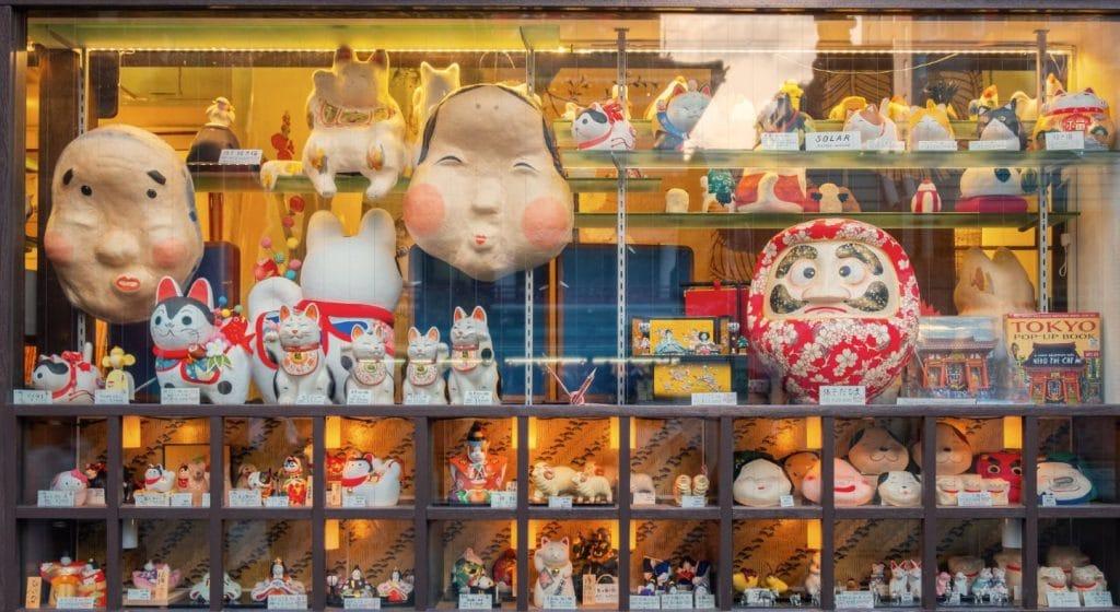 Souvenirs Japon