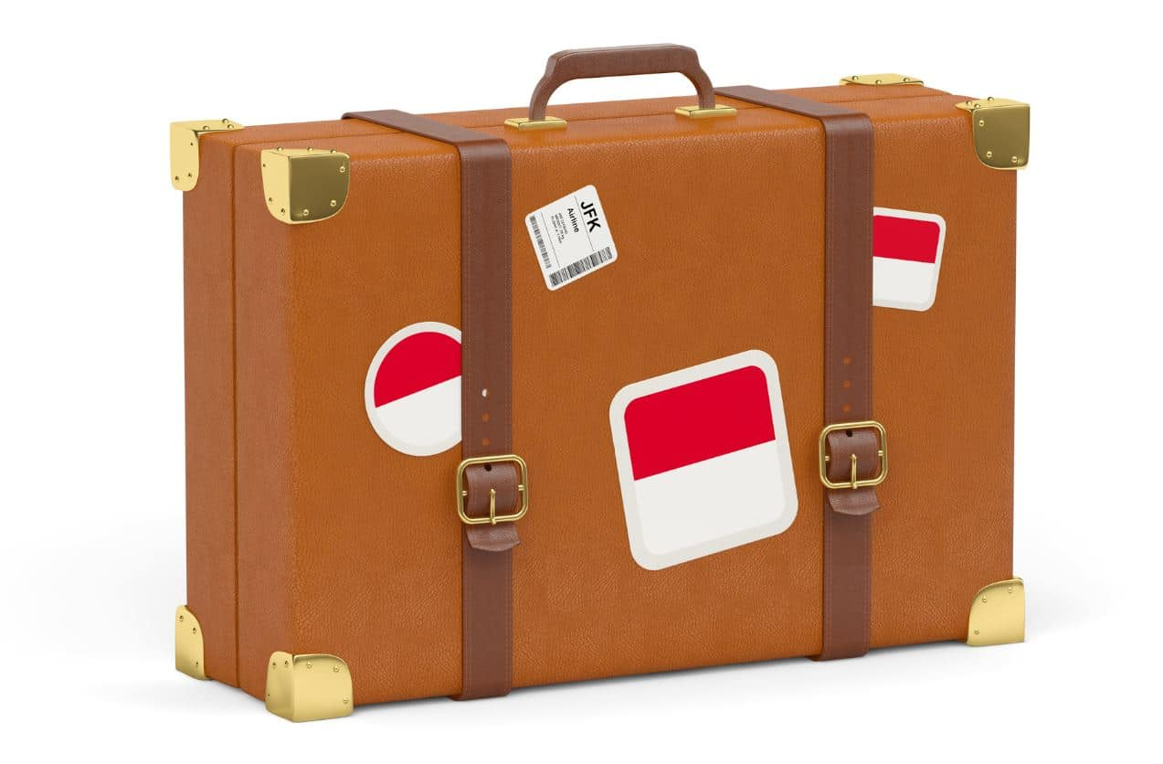 Valise Indonesie