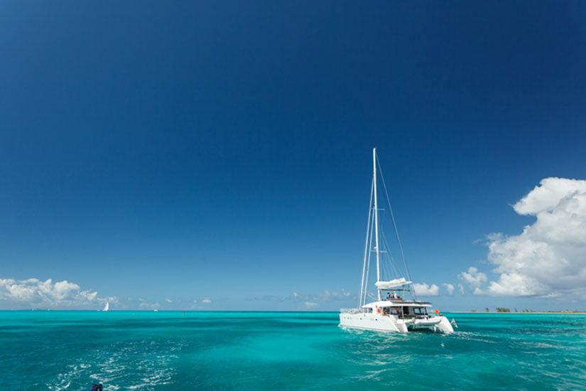 Croisiere Catamaran Martinique
