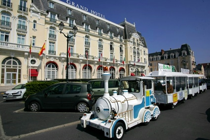 Petit Train De Cabourg