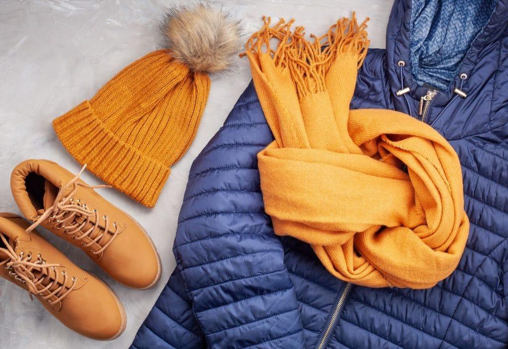 Vêtements Chauds