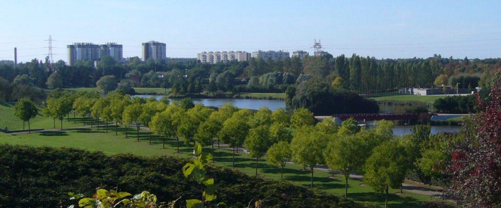 1. Parc Du Sausset