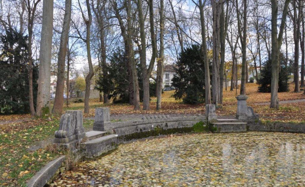 Parc De Bois Préau