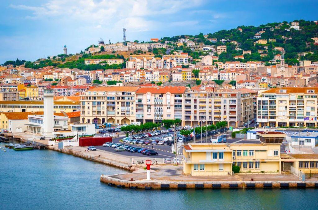Centre Ville Sète