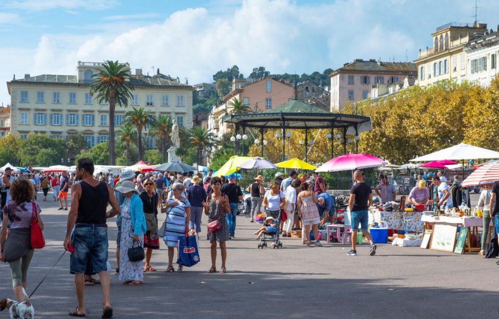 Bastia Marché