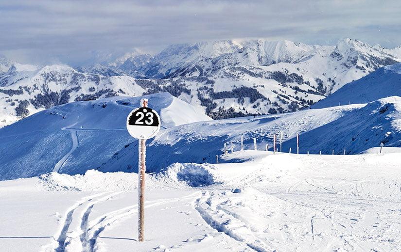 Meilleure Piste Noire Ski