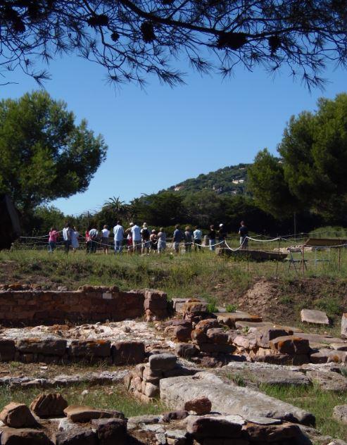 Olbia Site Archéologique