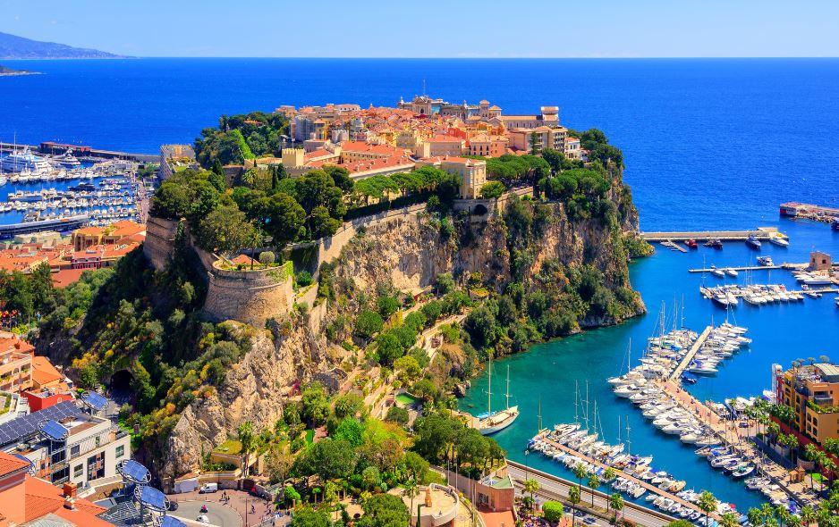 Rocher Monaco