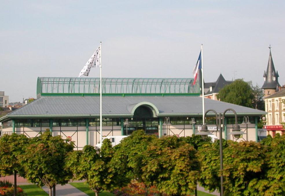Marché De Dinard Halles