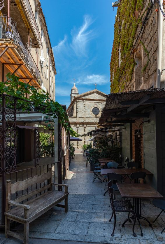 Vieille Ville Porto Vecchio