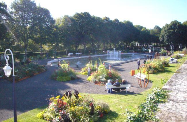 Jardin De L'eveché