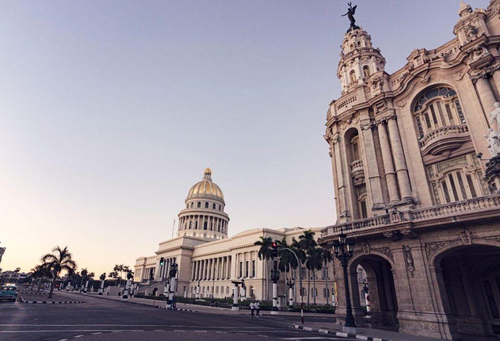 Grand Theatre La Havane