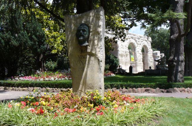 Jardin Ete Arles
