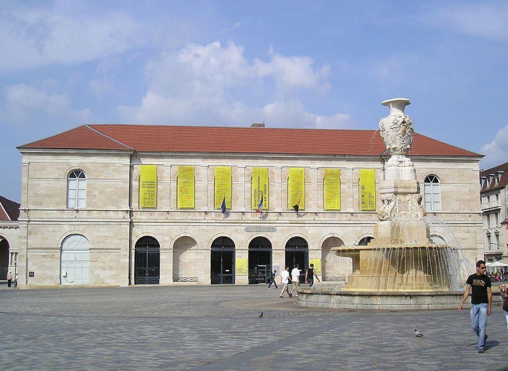 Musee Beaux Arts Besancon