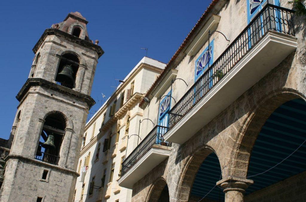 Cathedrale San Cristobal La Havane