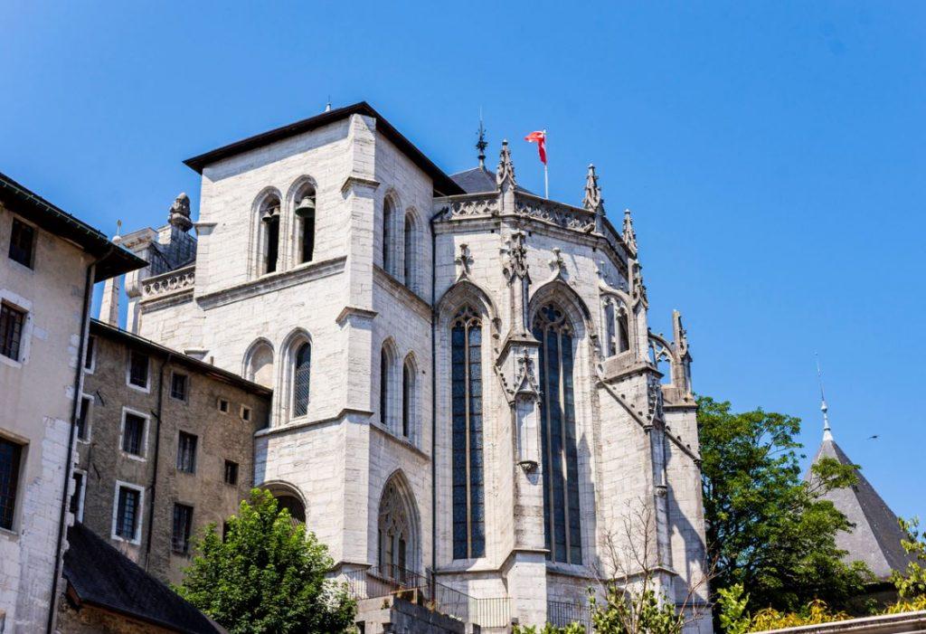 Chateau Ducs De Savoie