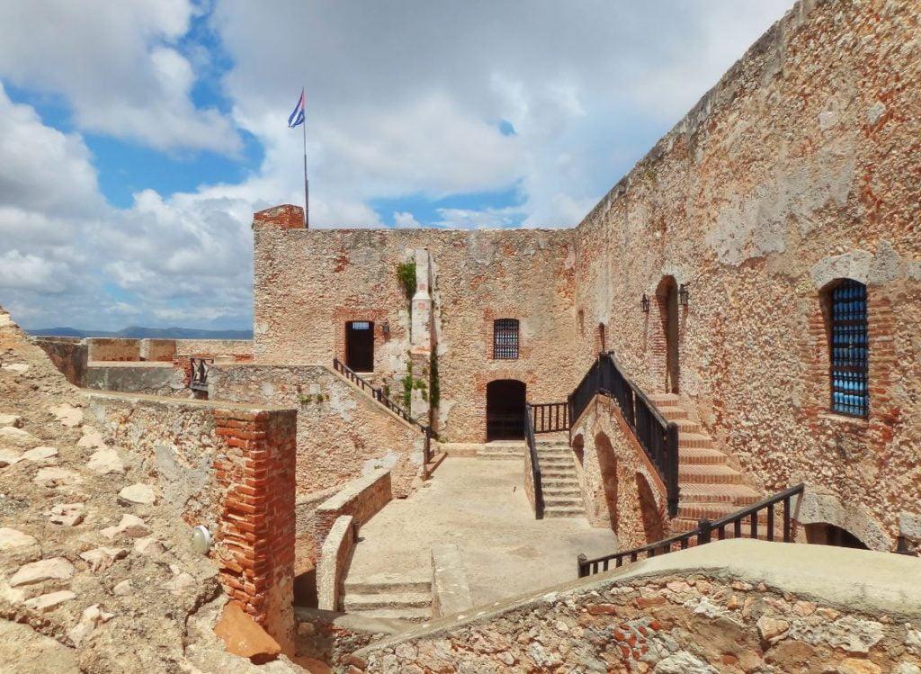 Chateau San Pedro De La Roca