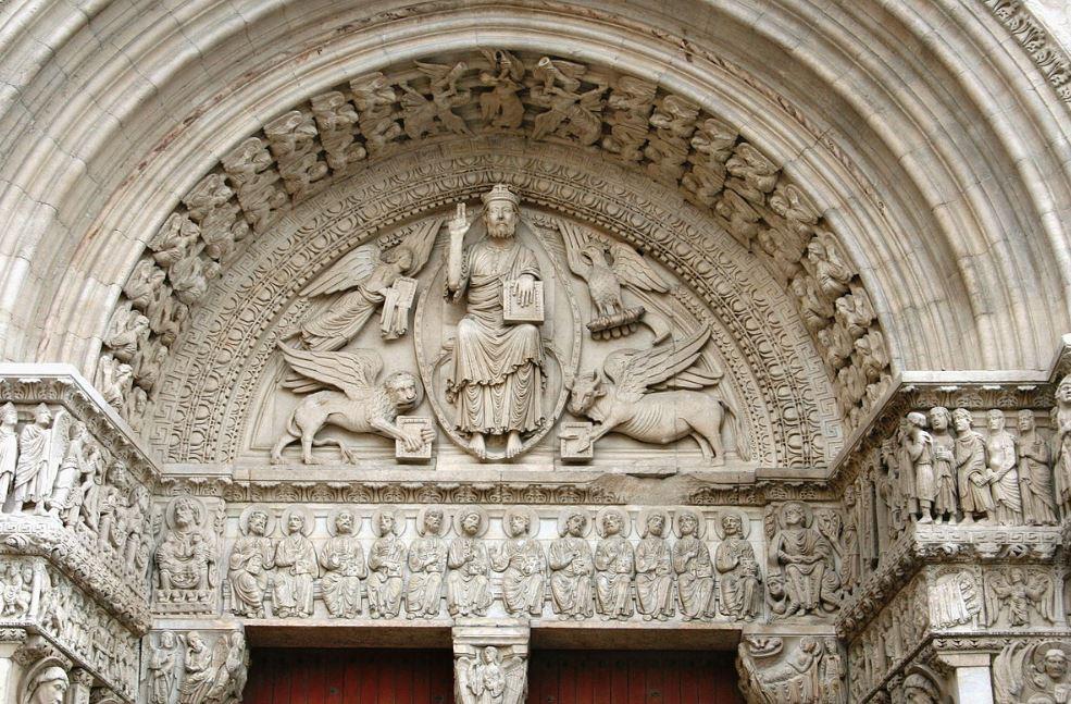 Cathedrale Saint Trophime Arles