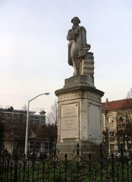 Statue Pont Battant